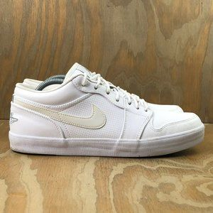 Nike Air Jordan V.2 Low 'Triple White'